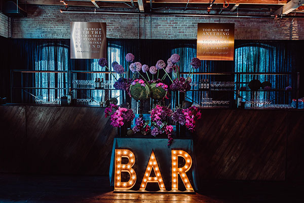 Bar Service and Signature Drinks Define Your Austin Corporate Event