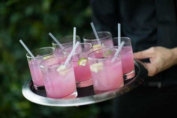 Tasting for Cocktails at Corporate Event
