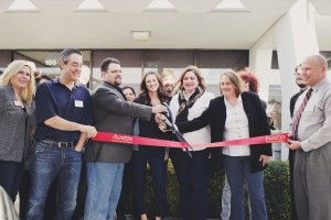 crave catering, open house, general, austin events, ribbon cutting