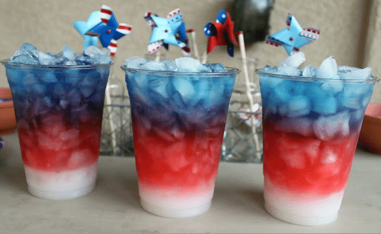 fourth of july, cocktails, recipes, independance day, general, crave catering