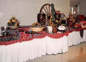 western theme, general, crave catering, corporate party ideas, crave, austin catering companies, austin texas