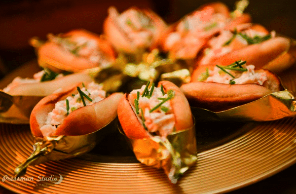 mini lobster rolls, mini food, trends 2013, trends for fall, fall trends, catering, catering trends