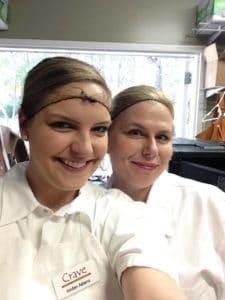 volunteering, ronald mcdonald house, ronald mcdonald house volunteer, catering company, catering in austin