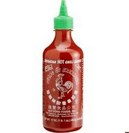food trends 2013, food trends, hot sauces, siracha sauce, asian hot sauce, crave catering
