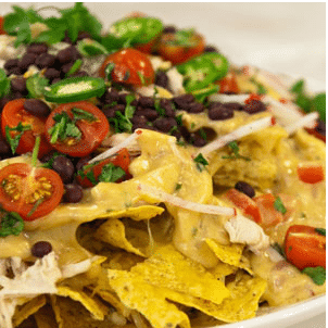 nachos, superbowl recipes, superbowl 2014, crave catering, catering in austin