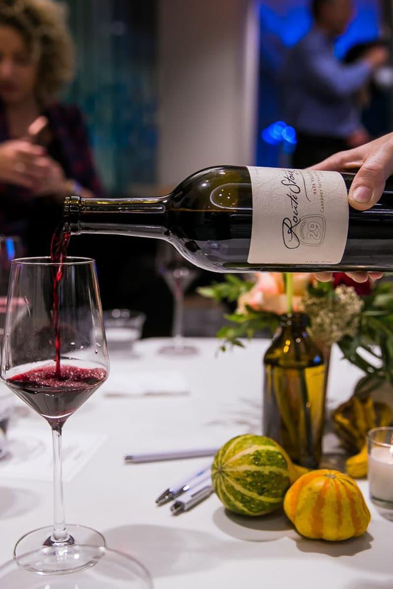 Wine Pairing Holiday Event