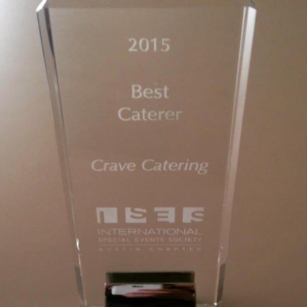ISES, Austin even industry, best caterer, best caterer in austin, austin caterer, best caterer award, austin 2015, catering 2015, catering in austin