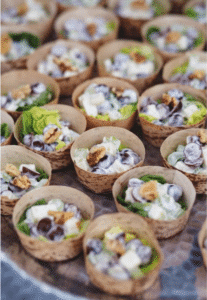 munchie monday, waldorf salad, waldorf salad recipe, catering recipes, catering munchies, catering ideas, best catering austin, austin event caterer, best catering in austin, best caterers